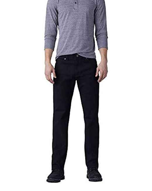 91847835 Lee Jeans - Black Big-tall Modern Series Extreme Motion Relaxed Fit Jean  for Men ...