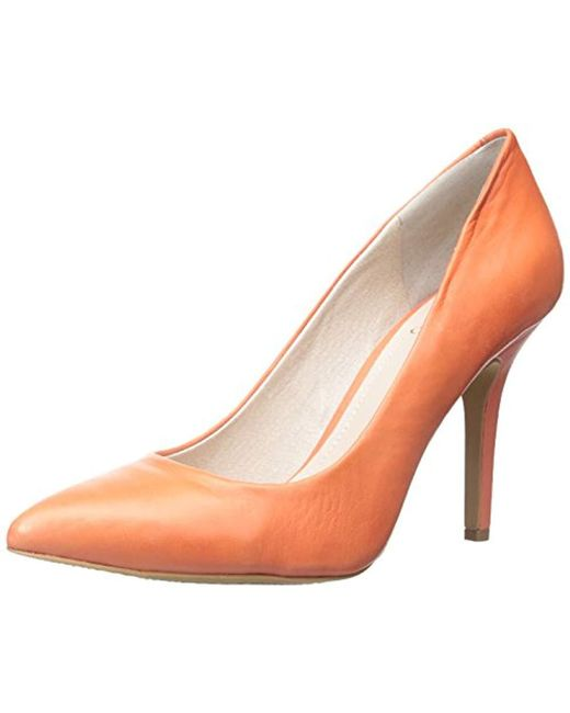 Vince Camuto - Multicolor Hallee Pointed Toe Pump, Coral Reef, 10 M Us - Lyst