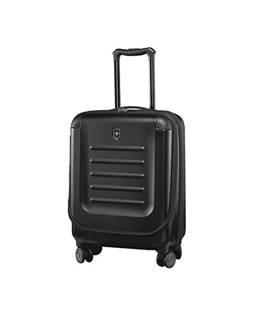 Victorinox - Black Spectra 2.0 Dual Access Extra-capacity Carry-on for Men - Lyst