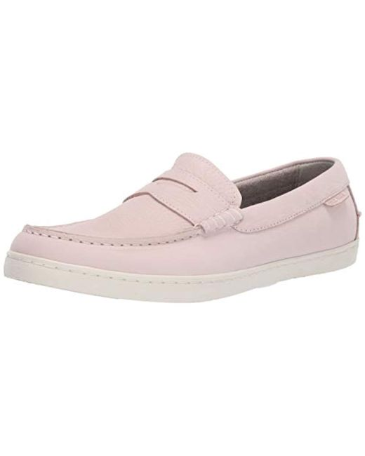 54b9c0f56840 Cole Haan - Pink Pinch Weekender Slip-on Loafer for Men - Lyst ...