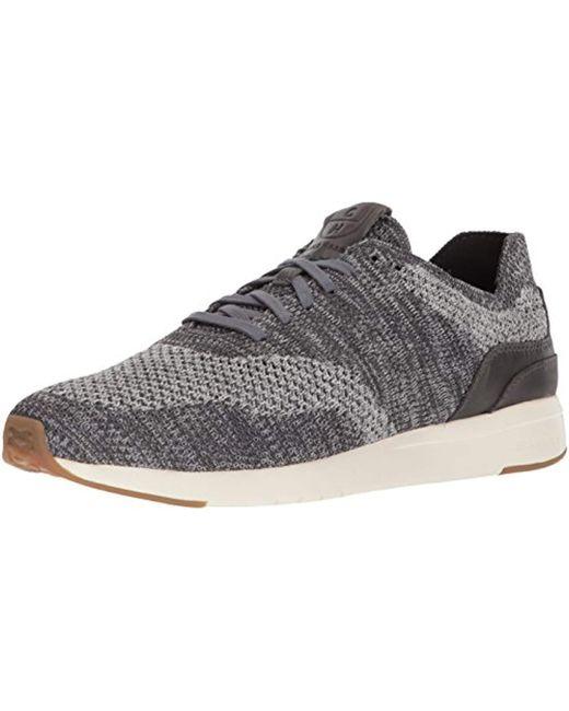 Cole Haan - Gray Grandpro Runner Stitchlite (navy Peony/morel) Men's Shoes for Men - Lyst