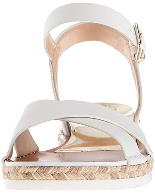 937f48c0d51 Lyst - Vince Camuto Kankitta Sport Sandal in White - Save 41%