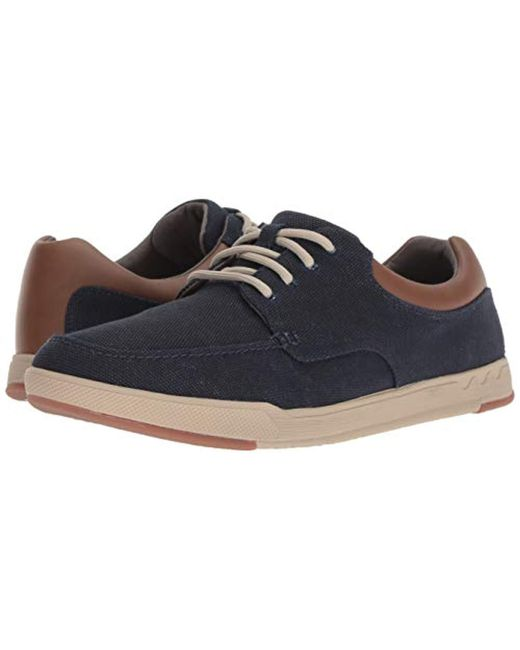 78c69441 Clarks Step Isle Lace Sneaker in Blue for Men - Save 49% - Lyst