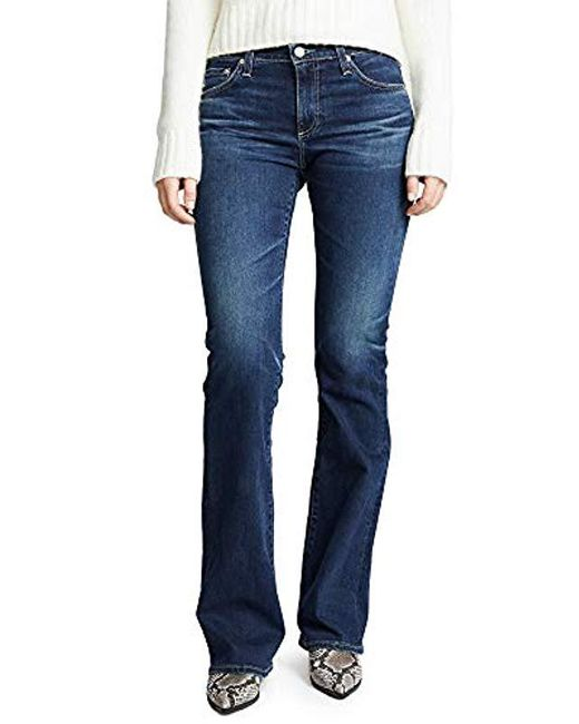 AG Jeans - Blue Angel Bootcut - Lyst