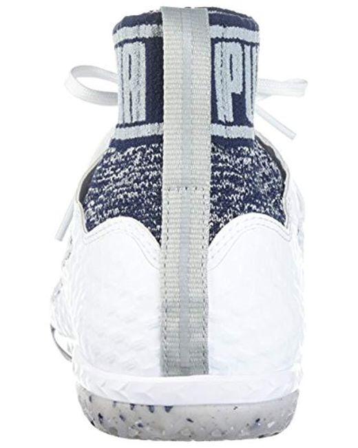 ... PUMA - White 365 Evoknit Netfit Ct Soccer Shoe for Men - Lyst ... 16b0352ec