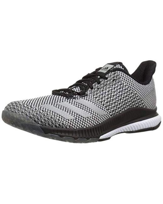 new styles 47f0a af343 Adidas Originals - Black Crazyflight X 2 Volleyball Shoe - Lyst ...