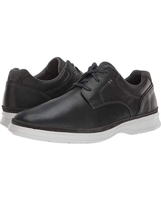 Rockport - Gray Dressports 2 Go Plain Toe Blucher Oxford, for Men - Lyst