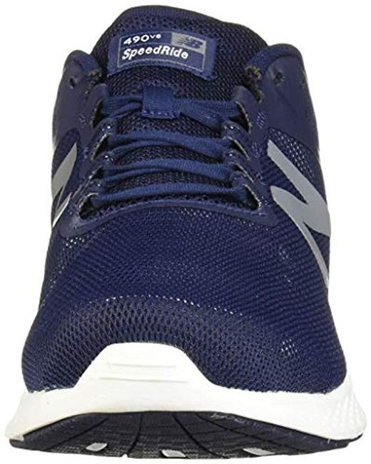 74a8ef7c New Balance 490 Running Shoes in Blue for Men - Save 66% - Lyst