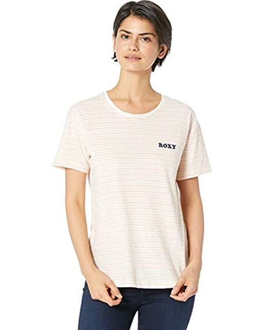 Roxy - Multicolor Passion Cocktail Short Sleeve T-shirt - Lyst