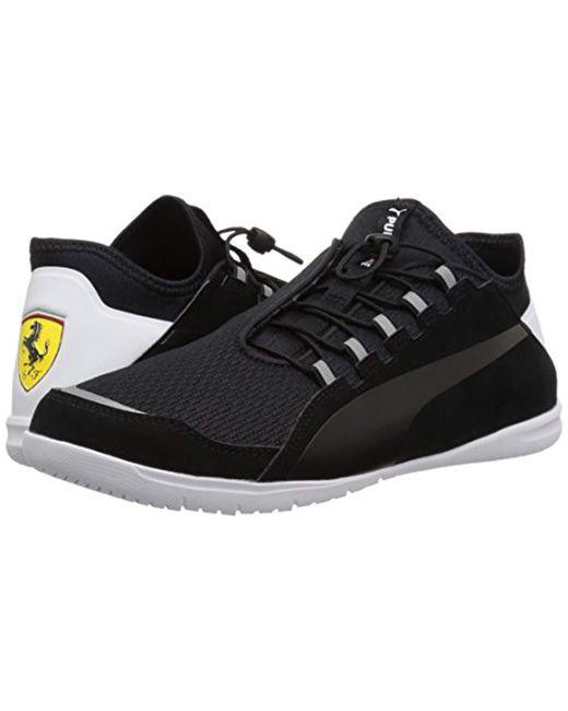 ec3a9af201741e ... PUMA - Black Ferrari F Cat Ignite Sneaker for Men - Lyst ...