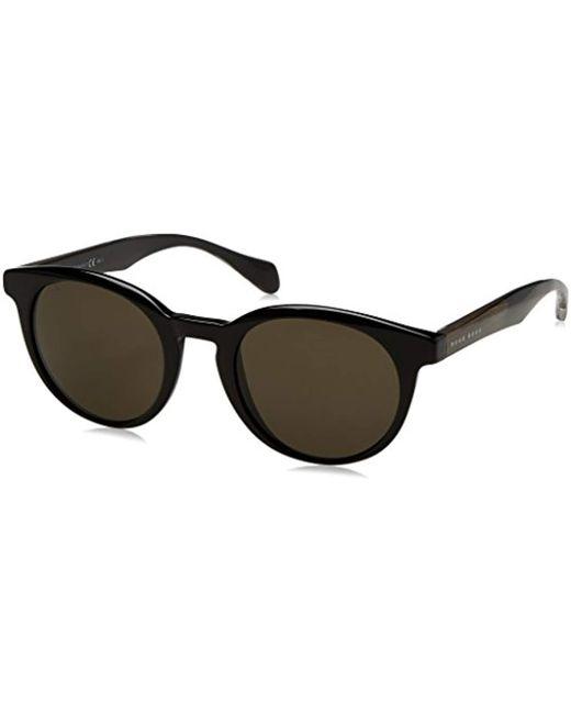 dfceff8672b3b Lyst - BOSS Boss By Boss 0874 s Rectangular Sunglasses