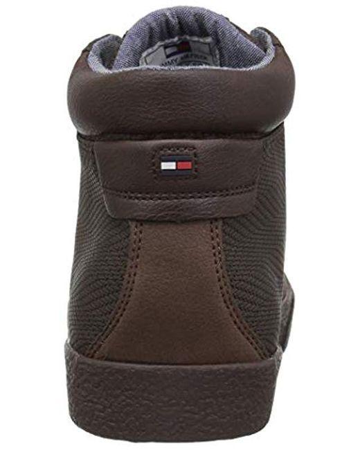 0f6b6062 Tommy Hilfiger Pastol Sneaker in Brown for Men - Save 11% - Lyst