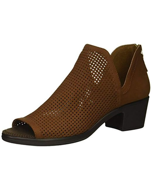 4a6b6f7e74b7 Steven by Steve Madden - Brown Nc-prime Ankle Boot - Lyst ...
