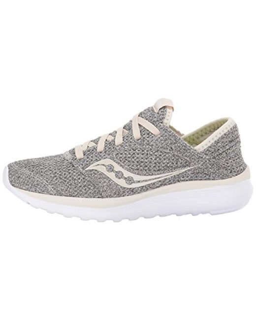 2bdff4134 ... Saucony - Natural Kineta Relay Running Shoe Beige 6 Medium Us - Lyst ...