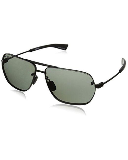 Under Armour - Black Eyewear Hi-roll Storm Sunglasses for Men - Lyst
