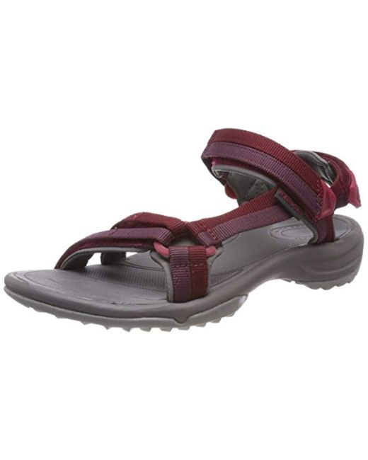6725bcd51ca Teva - Multicolor Terra Fi Lite Sports And Outdoor Hiking Sandal - Lyst ...