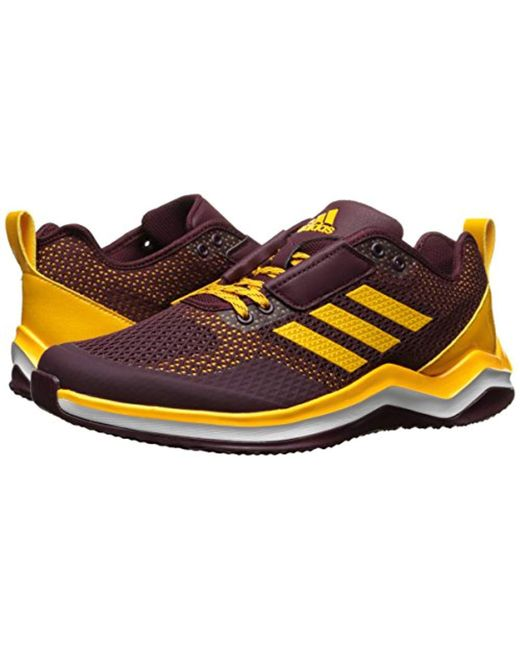 new arrival 7d549 ed30f ... Adidas - Multicolor Speed Trainer 3 Shoes for Men - Lyst ...