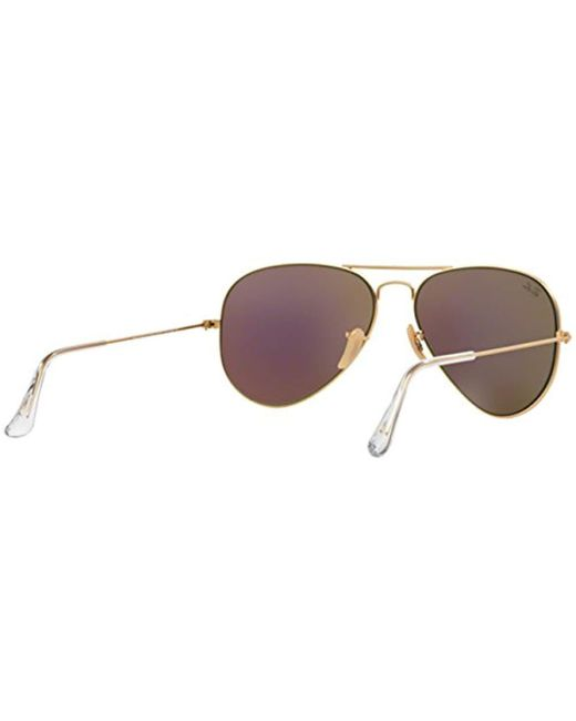 cf0e5cde39 ... Ray-Ban - Multicolor Sonnenbrille Shooter (rb 3138) - Lyst ...