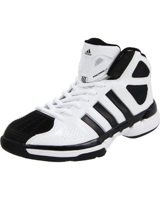 Adidas - Black Pro Model Zero Basketball Shoe for Men - Lyst