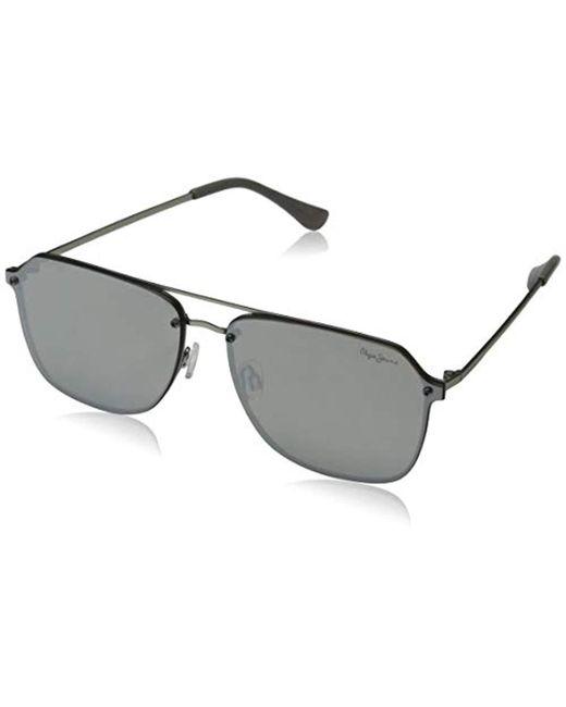 98b0ec9bcdf Pepe Jeans - Gray Sunglasses Saturn Sunglasses