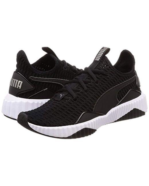 f0e4a2bc91e934 Puma Defy Sneaker in Black - Save 3.278688524590166% - Lyst
