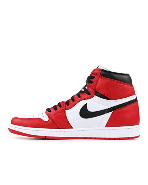 78407e5dec4c4 Nike Air Jordan 1 Retro High Og Nrg 'igloo' in Red for Men - Lyst
