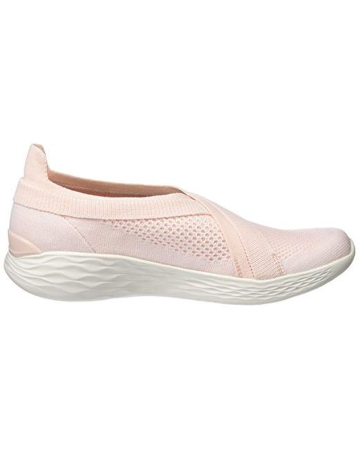 1fa520ce23d ... Lyst Skechers - Pink 14955