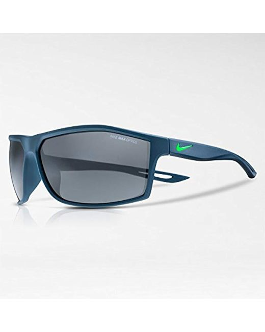 2cbbdd8a51 Nike - Gray S Intersect Matte Grey With Grey Silver Flash Lens Sunglasses  for Men ...
