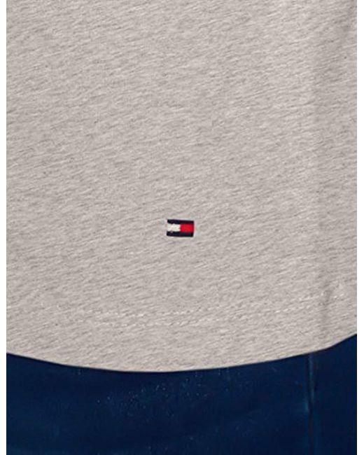 265e3be4 ... Tommy Hilfiger - Gray Aila C-nk Tee Ss T-shirt - Lyst