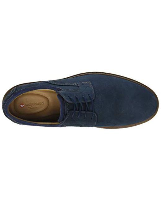 c2c8569d8ed ... Clarks - Blue Un Geo Lace, Zapatos de Cordones Derby para Hombre for  Men -