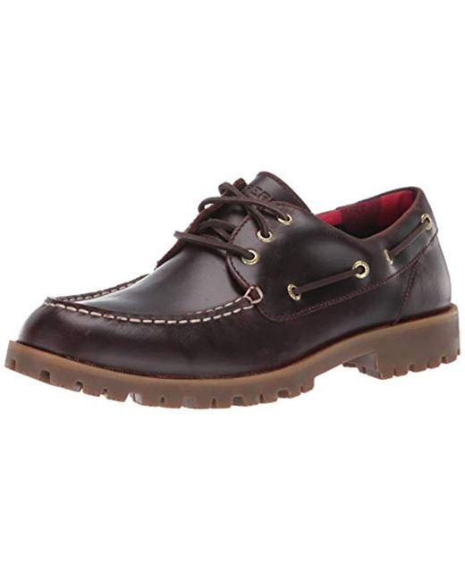 Sperry Top-Sider Multicolor A/o Lug 3-eye Boat Shoe for men