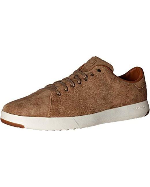 Cole Haan - Brown Grandpro Tennis Fashion Sneaker for Men - Lyst
