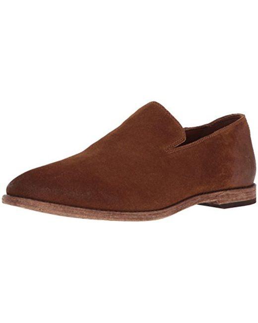 Frye - Brown Chris Venetian Loafer for Men - Lyst