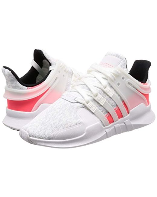 34077837c511f1 ... Adidas - White  s Eqt Support Adv Low-top Sneakers