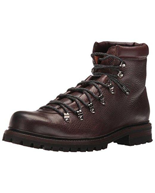 Frye - Brown Wyoming Hiker Snow Boot - Lyst