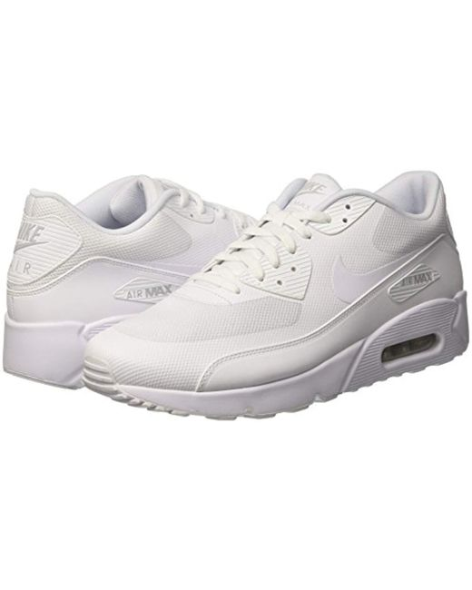 purchase cheap 175ea a85f9 ... Lyst Nike - White  s Air Max 90 Ultra 2.0 Essential Trainers for Men ...