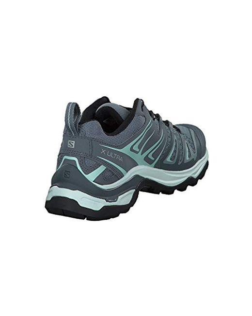 ... Yves Salomon - Blue X Ultra 3 W Trail Running Shoe - Lyst ... 3e17d2930bc