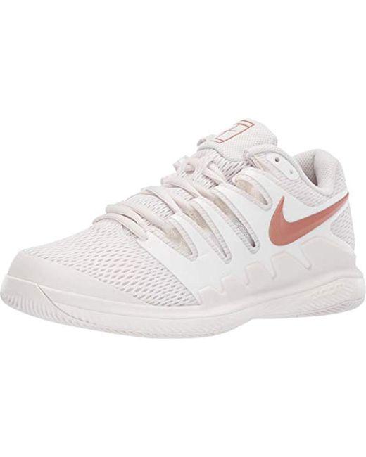 reputable site fda59 0174e Nike - Multicolor WMNS Air Zoom Vapor X HC, Chaussures de Tennis Femme -  Lyst ...