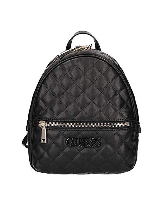 Elliana Dos Guess Coloris Noir BackpackSacs En Lyst À Y7Iymbfg6v