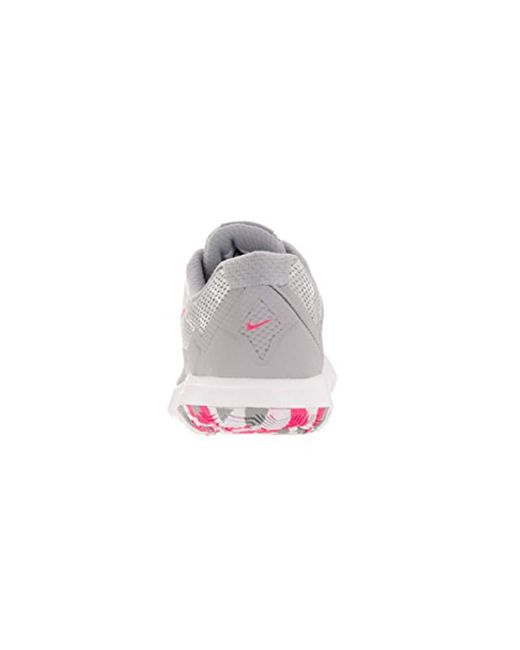 best service 3fef2 e25f1 ... Nike - Pink Wmns Flex Experience Rn 4 Prem Running Shoes - Lyst ...