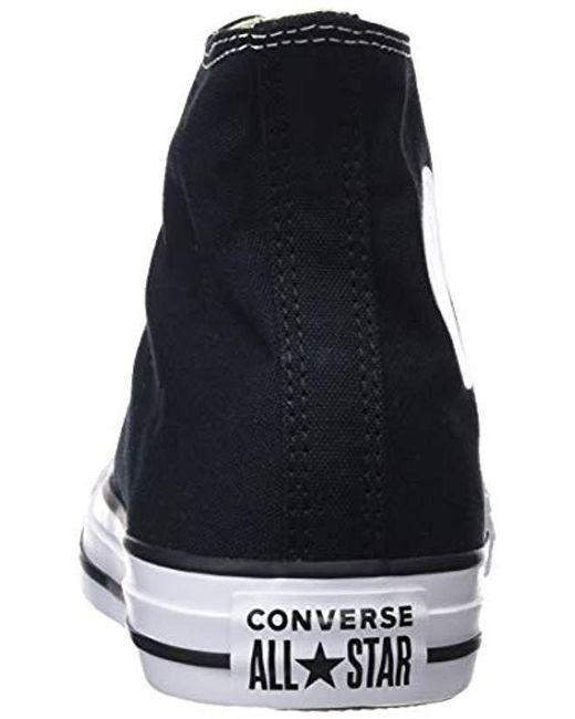 a4fce098ac ... Converse - Black Herren Chuck Taylor All Star Hi Sneaker, Elfenbein for  Men - Lyst ...