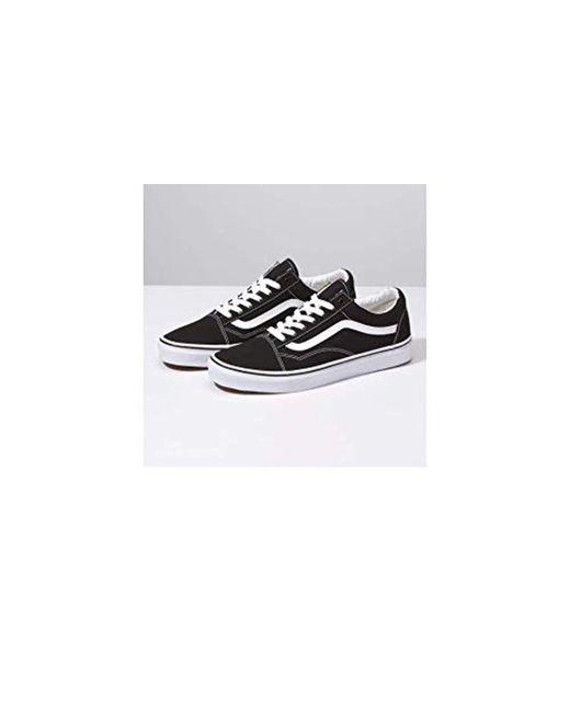 faa165596a Vans Old Skool Trainers in Black for Men - Save 52.38095238095238 ...