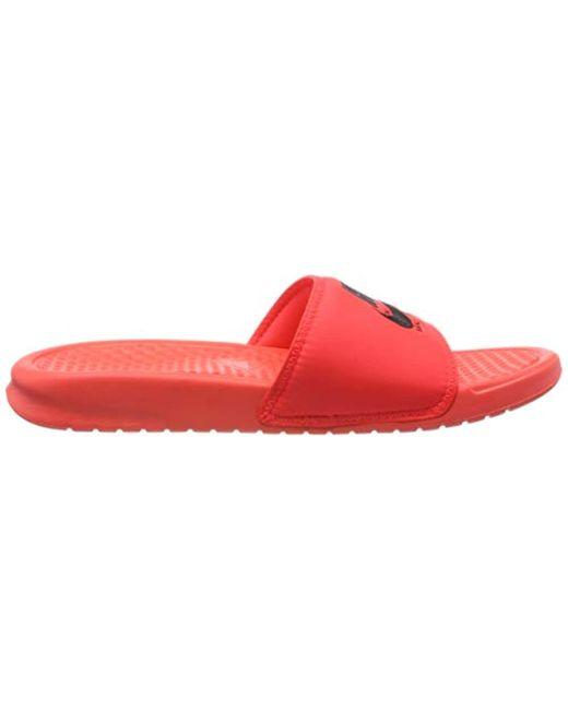 ebe92d94a00 ... Nike - Red Benassi JDI Txt Se