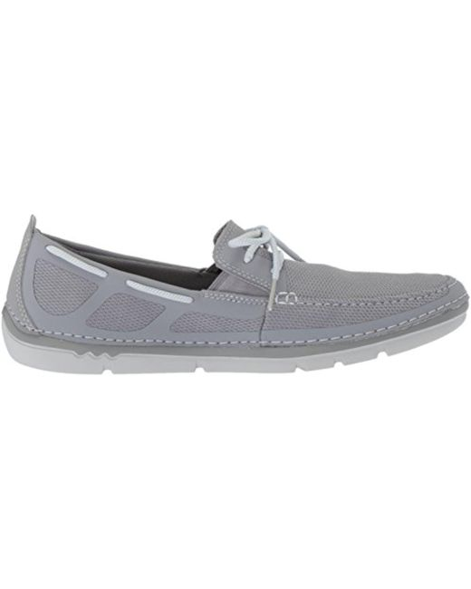 Clarks Step Maro Wave Men's ... Boat Shoes