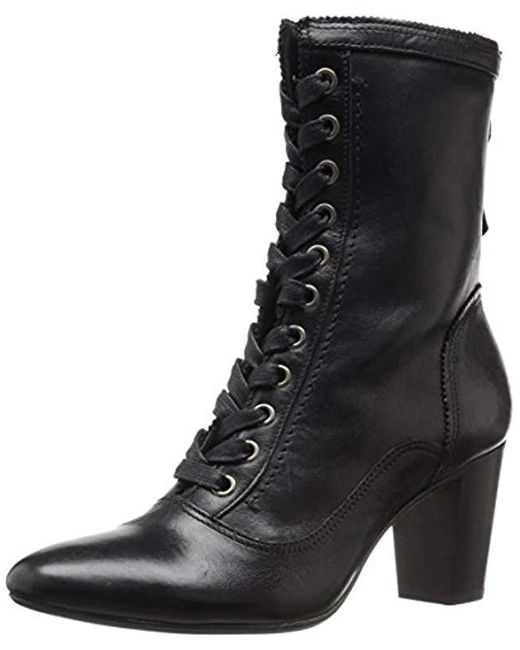Johnston & Murphy - Black Adaline Boot - Lyst