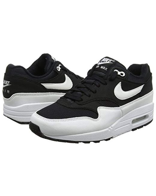 arrives 04bfb 5ad4d ... Nike - Black Wmns Air Max 1 Running Shoes - Lyst ...