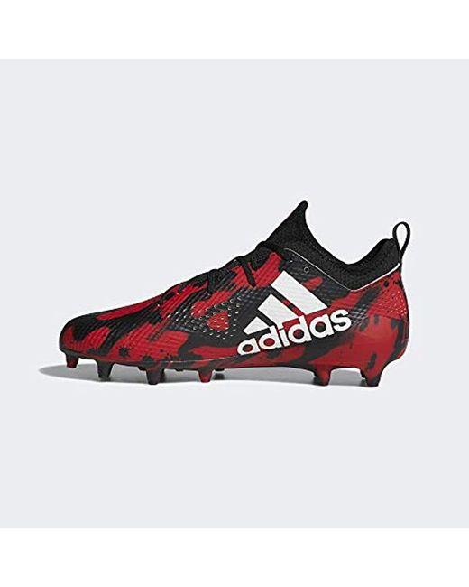 ... Adidas - Red Adizero 5-star 7.0 Football Shoe for Men - Lyst ... 500c9b89b08