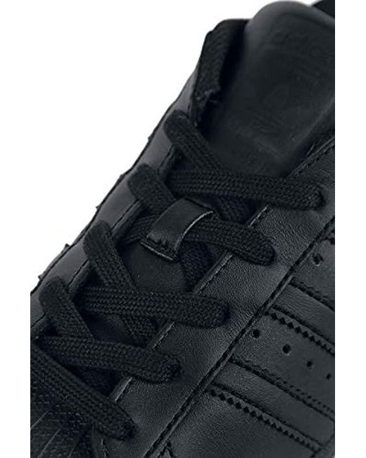 best website 5b284 aa21e ... Adidas - Black Originals Superstar Foundation, Trainers for Men - Lyst  ...