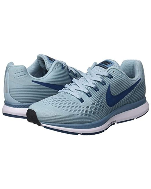 75737404870c6f ... Nike - Blue Wmns Air Zoom Pegasus 34 Competition Running Shoes - Lyst  ...