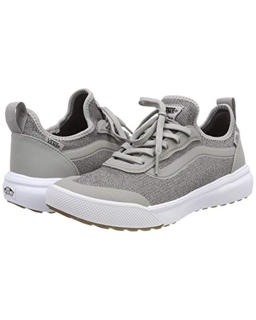 9dc6946e13a Vans Unisex Adults  Ultrarange Ac Trainers in Gray for Men - Lyst